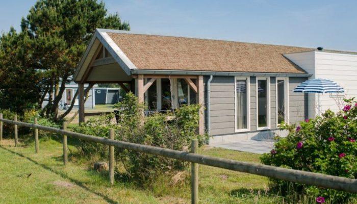 Chalet 't Riet - Camping De Kiekduun Ameland