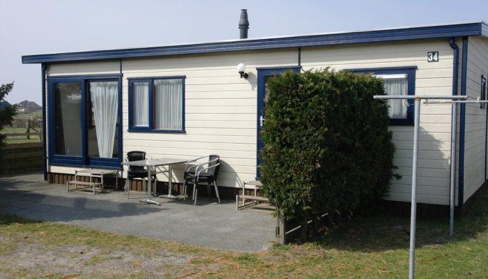 Chalet Comfort 34 - Camping De Kiekduun Ameland