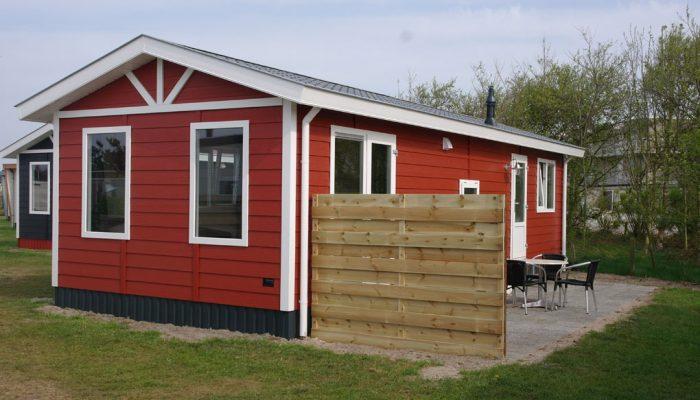 Lodge - Camping De Kiekduun Ameland