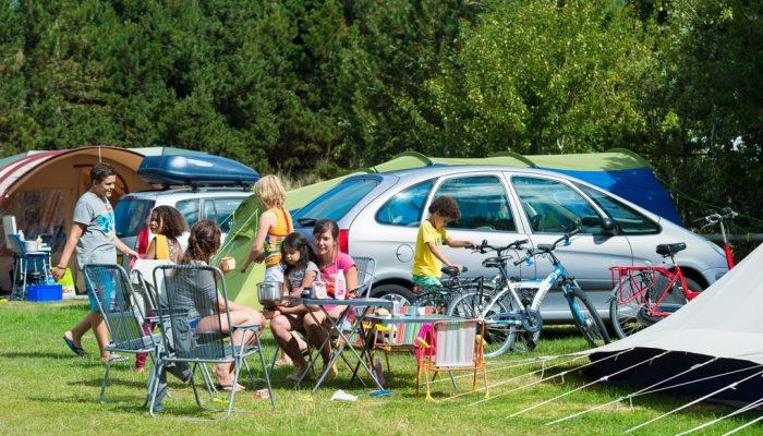Comfortplaats Kamperen - Camping De Kiekduun Ameland\