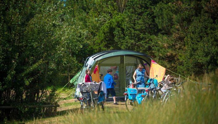 Kamperen - Camping De Kiekduun Ameland
