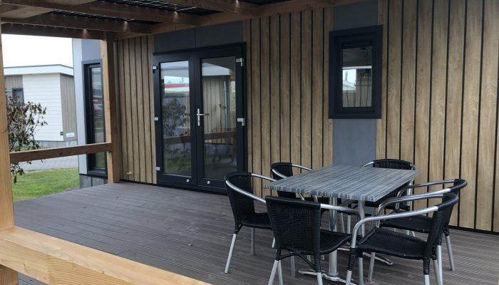 Solarchalet Wellness veranda
